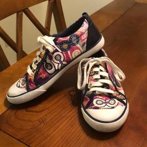 Coach Barrett Sneakers Size 6